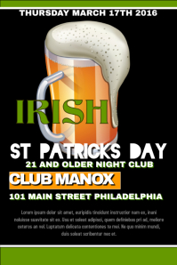IRISH/ ST PATRICKS DAY