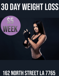 30 day weight loss