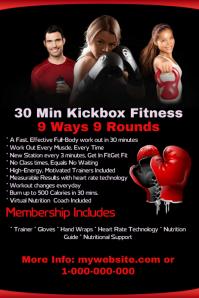 30 Minute Kickboxing