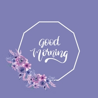 311 Good Morning Instagram Post template