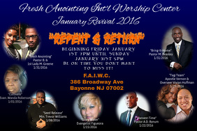 Fresh Anointing Revival 2016