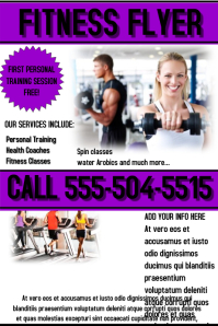 personal trainer flyer koni polycode co