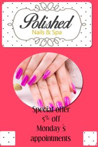 Pollished nails