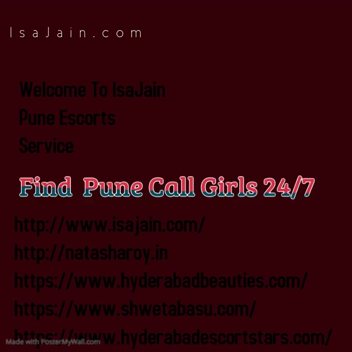 Pune Escorts | Independent Call Girl Services Pune Instagram Post template