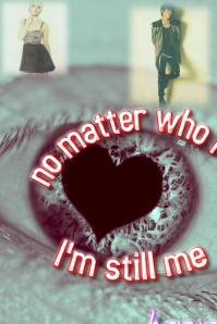 I'm still me