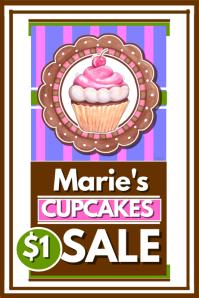 Cupcake Sale