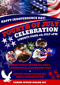 4 of JULY POSTER