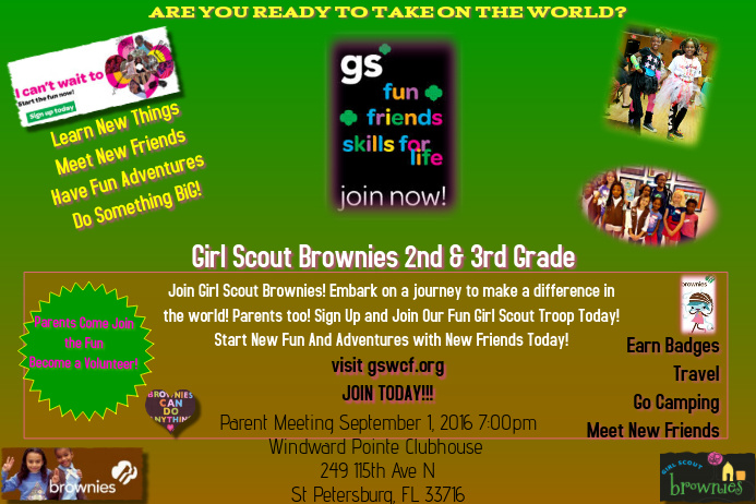 Girl Scout BrownieTroops 277