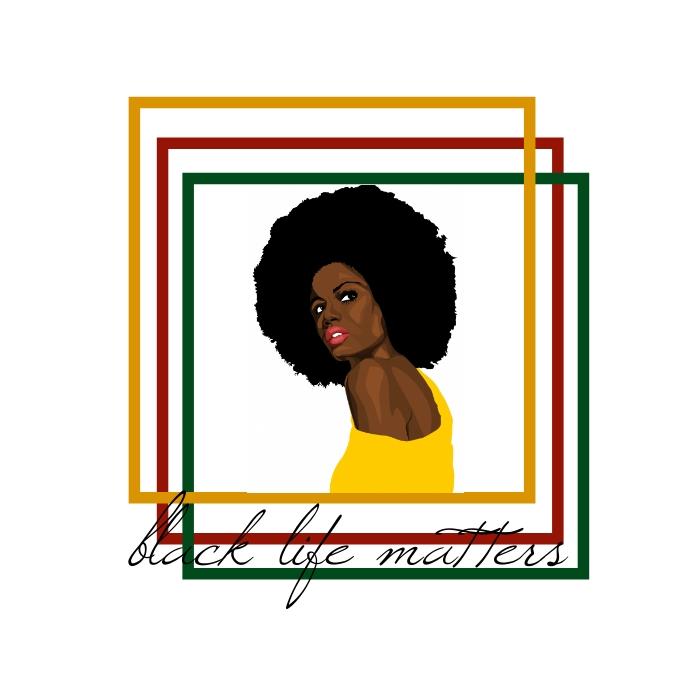 41 Black Life Instagram Plasing template