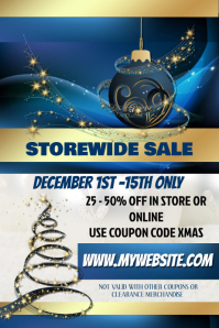 Christmas Storewide Sales Event