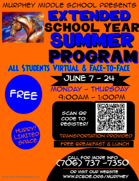 ESY MMS 2021 Flyer (US Letter) template