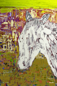 White Horse custom prints @postermywall