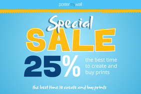 820 customizable design templates for promo code postermywall