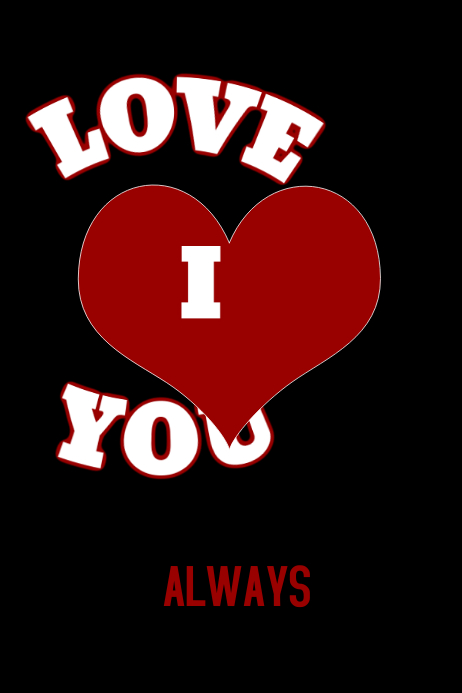 I Love You Always