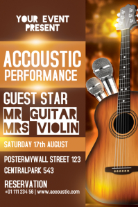Accoustic Music Event