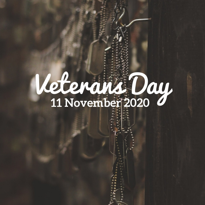 49 Veterans Day Instagram-opslag template