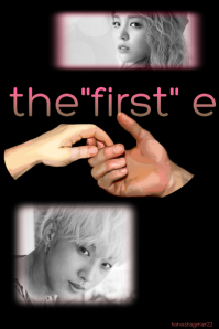"""""""first"""" encounter Poster template"""