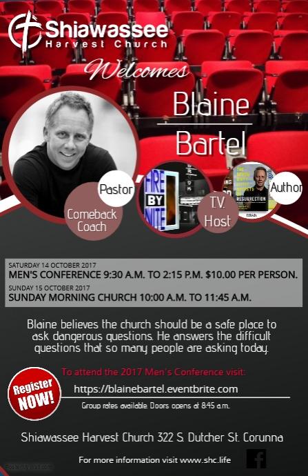 Blaine Bartel