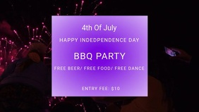 4th July BBQ Party