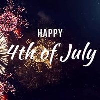 4th july Message Instagram template