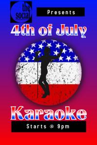 4th karaoke