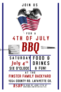 4th of July BBQ