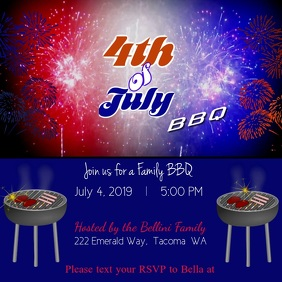4th of July BBQ Video
