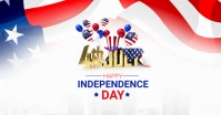 4th of July Celebration ads Facebook-Anzeige template