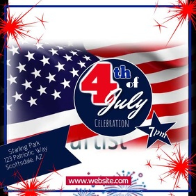 4th of July Celebration Video