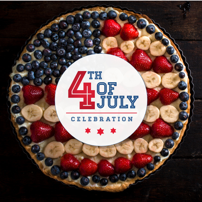 4th Of July Poster/pIZZA