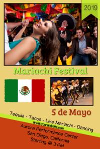 5 de Mayo/Mariachi festival/Mexican Party