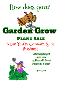 How does your garden grow event