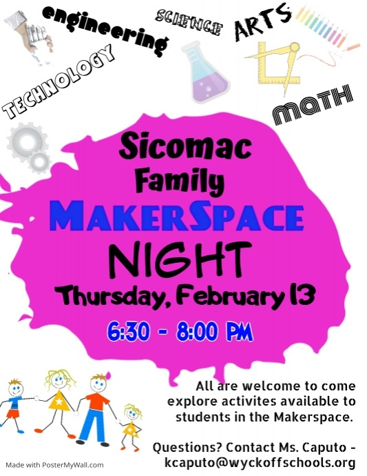 Makerspace Night 2020