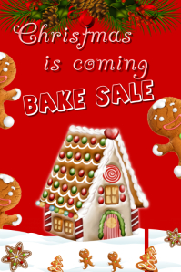 fall bake sale xmas
