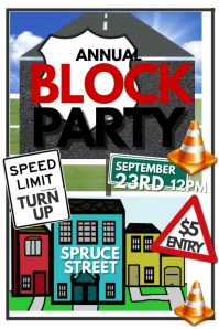 Block party