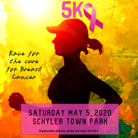 5k Race Run Walk instagram