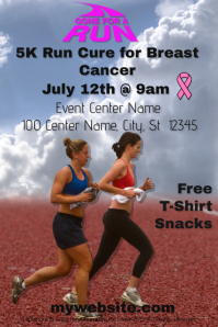 5K Run For Breast Cancer