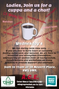 Coffee Morning @ Response on Tuesday's