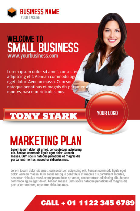 Small Business Flyer
