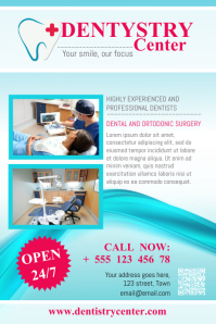 customizable design templates for dentist postermywall