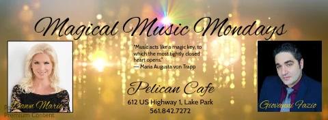 Magical Music Mondays