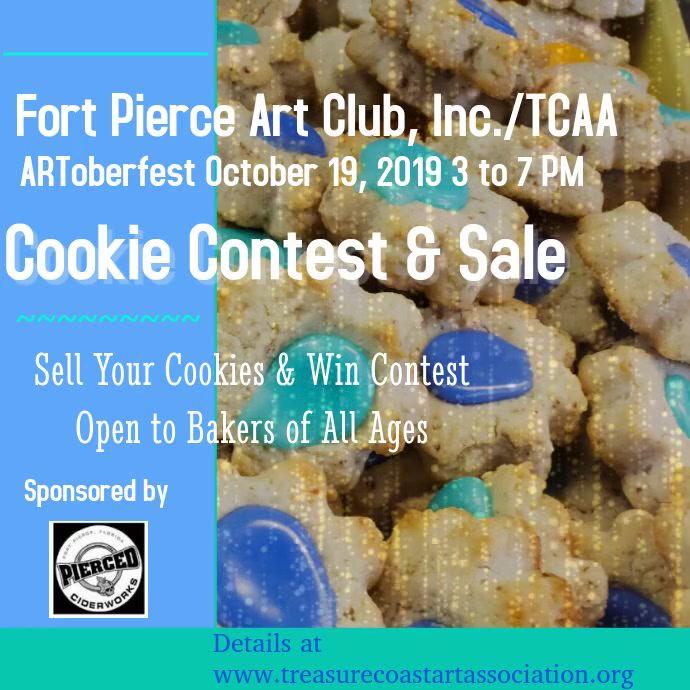 Cookie Contest & Sale Video