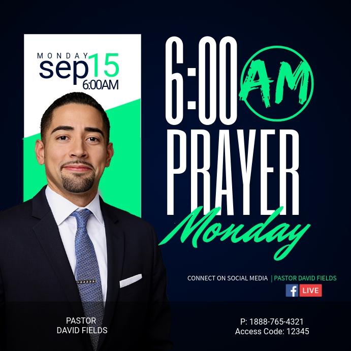 6AM PRAYER