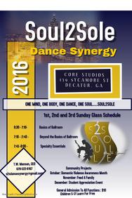 2016 Class Flyer