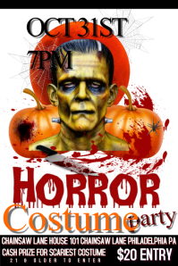 horror Costume Party
