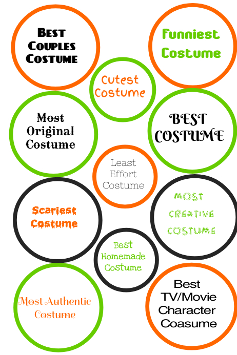 Award Ribbon Halloween Template | PosterMyWall
