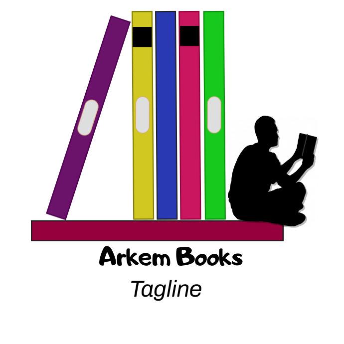 Book Logo 2 template