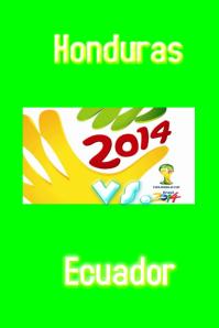 Honduras vs. Ecuador