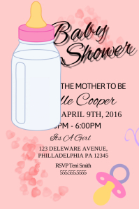 3950 customizable design templates for baby shower invitation baby shower filmwisefo