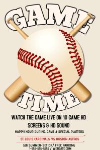 Baseball Signup Template